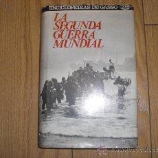 Militaria: ENCICLOPEDIA DE GASSO. Lote 36159442