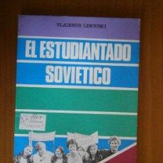 Militaria: EL ESTUDIANTADO SOVIÉTICO, 1983. Lote 36543360