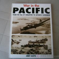 Militaria: WAR IN THE PACIFIC. GUERRA EN EL PACIFICO. Lote 36685385