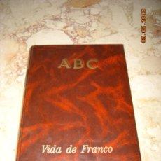 Militaria: VIDA DE FRANCO,ABC. Lote 52821819