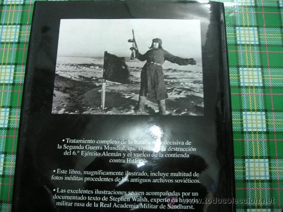 Militaria: STALINGRADO 1942-1943, EL CERCO INFERNAL. - Foto 5 - 37249501