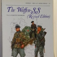 Militaria: THE WAFFEN- SS (REVISED EDITION). Lote 37391592