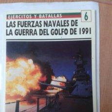 Militaria: TROPAS DE ELITE -LAS FUERZAS NAVALES DE LA GUERRA DEL GOLFO 1991 -OSPREY . Lote 37584591