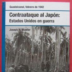 Militaria: SEGUNDA GUERRA MUNDIAL - OSPREY - LA BATALLA DE GUADALCANAL. Lote 36333499