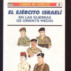Militaria: CARROS DE COMBATE Nº 4 ( OSPREY MILITARY ). Lote 38089924