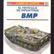 Militaria: CARROS DE COMBATE Nº 13 ( OSPREY MILITARY ). Lote 38089977