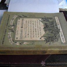 Militaria: DICCIONARIO BIBLIOGRAFICO DE LA GUERRA DE LA INDEPENDENCIA TOMO I. Lote 38317876