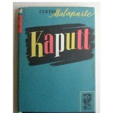 Militaria: KAPUTT, POR CURZIO MALAPARTE. 1.ª EDICIÓN EN ESPAÑOL. 1947. Lote 38375757