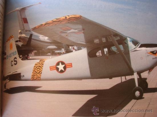 Militaria: JANE'S HISTORIC MILITARY AIRCRAFT RECOGNITION GUIDE AVIACIÓN EJÉRCITO DEL AIRE SAETA BOEING MUSTANG - Foto 8 - 38487600