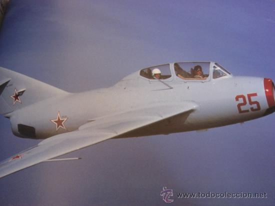 Militaria: JANE'S HISTORIC MILITARY AIRCRAFT RECOGNITION GUIDE AVIACIÓN EJÉRCITO DEL AIRE SAETA BOEING MUSTANG - Foto 3 - 38487600