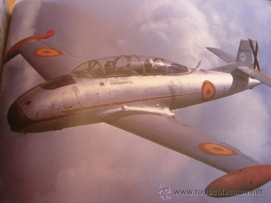 Militaria: JANE'S HISTORIC MILITARY AIRCRAFT RECOGNITION GUIDE AVIACIÓN EJÉRCITO DEL AIRE SAETA BOEING MUSTANG - Foto 6 - 38487600
