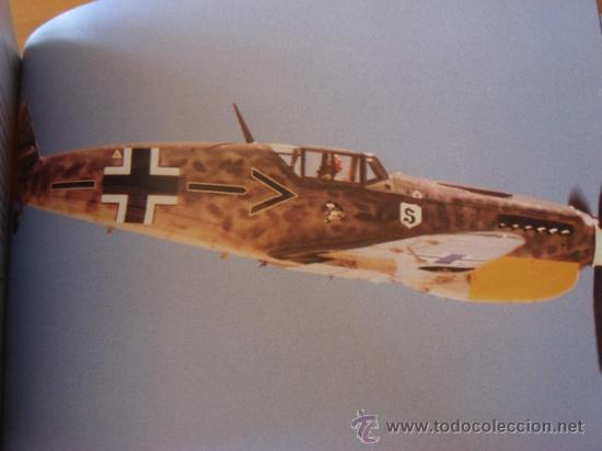 Militaria: JANE'S HISTORIC MILITARY AIRCRAFT RECOGNITION GUIDE AVIACIÓN EJÉRCITO DEL AIRE SAETA BOEING MUSTANG - Foto 9 - 38487600