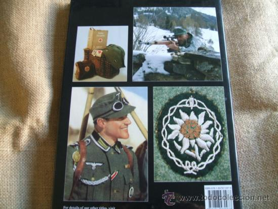 THE GERMAN ARMY MOUNTAIN SOLDIER OF THE WORLD WAR II