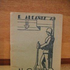 Militaria: AL GUERRERO 1ª EDICION 1936. Lote 39025451