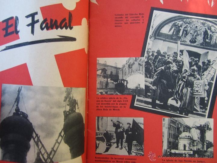 Militaria: DIOS ENTRE LOS BOLCHEVIQUES , 1941 - Foto 5 - 39353789