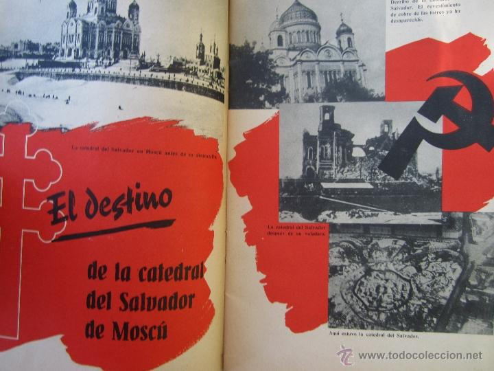 Militaria: DIOS ENTRE LOS BOLCHEVIQUES , 1941 - Foto 6 - 39353789