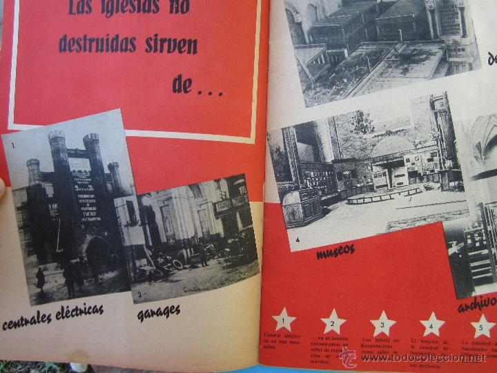 Militaria: DIOS ENTRE LOS BOLCHEVIQUES , 1941 - Foto 7 - 39353789
