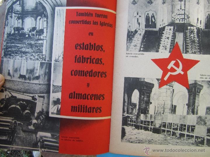 Militaria: DIOS ENTRE LOS BOLCHEVIQUES , 1941 - Foto 8 - 39353789