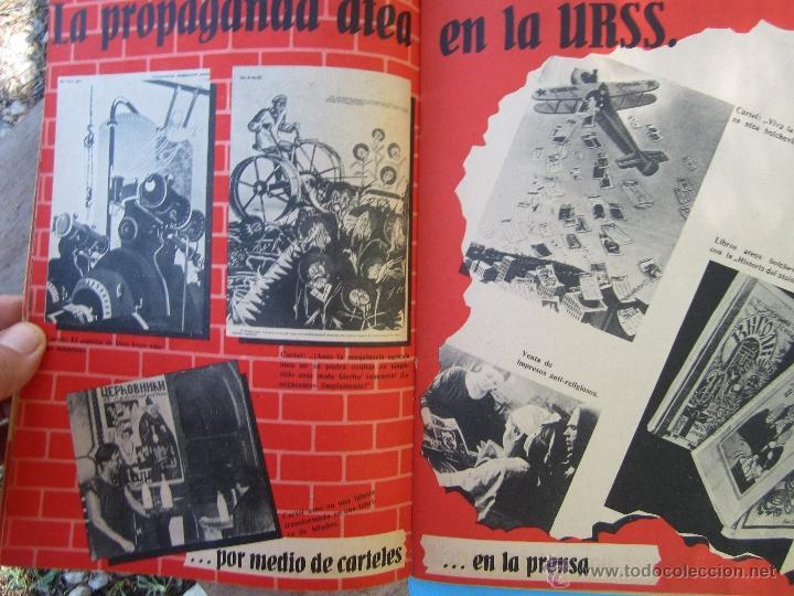 Militaria: DIOS ENTRE LOS BOLCHEVIQUES , 1941 - Foto 9 - 39353789