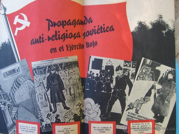 Militaria: DIOS ENTRE LOS BOLCHEVIQUES , 1941 - Foto 11 - 39353789