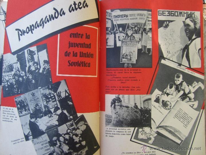 Militaria: DIOS ENTRE LOS BOLCHEVIQUES , 1941 - Foto 12 - 39353789