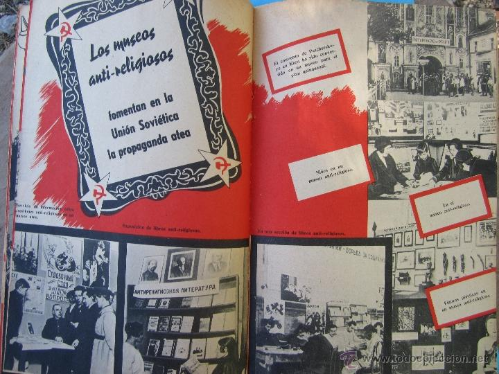 Militaria: DIOS ENTRE LOS BOLCHEVIQUES , 1941 - Foto 13 - 39353789