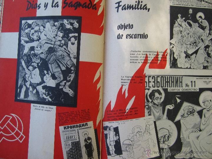 Militaria: DIOS ENTRE LOS BOLCHEVIQUES , 1941 - Foto 14 - 39353789