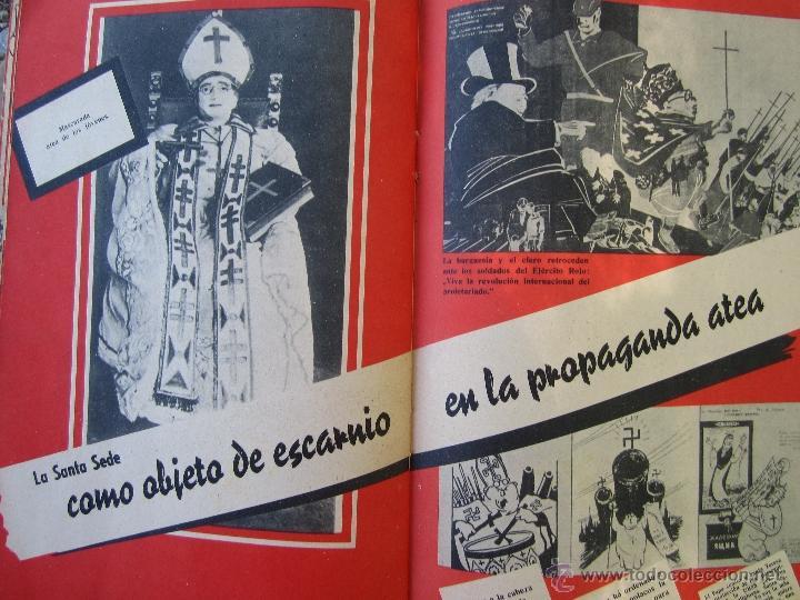 Militaria: DIOS ENTRE LOS BOLCHEVIQUES , 1941 - Foto 15 - 39353789