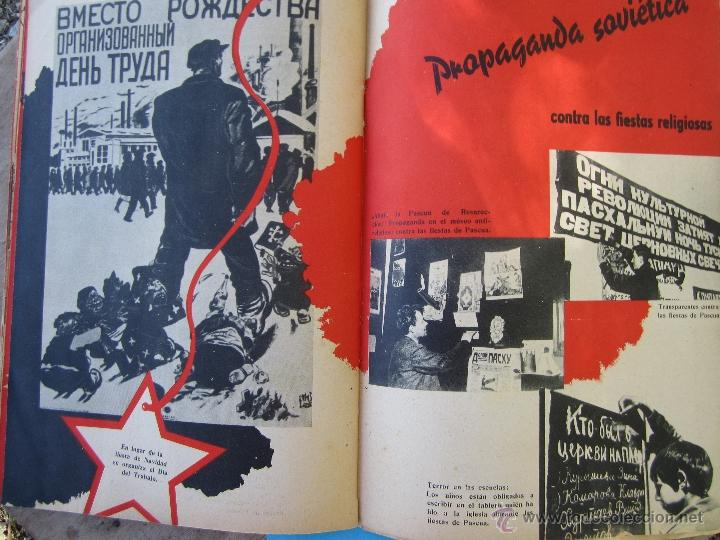 Militaria: DIOS ENTRE LOS BOLCHEVIQUES , 1941 - Foto 16 - 39353789
