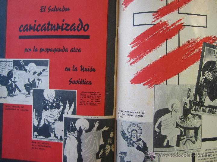 Militaria: DIOS ENTRE LOS BOLCHEVIQUES , 1941 - Foto 17 - 39353789