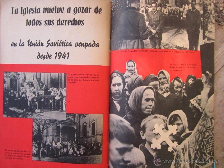 Militaria: DIOS ENTRE LOS BOLCHEVIQUES , 1941 - Foto 18 - 39353789