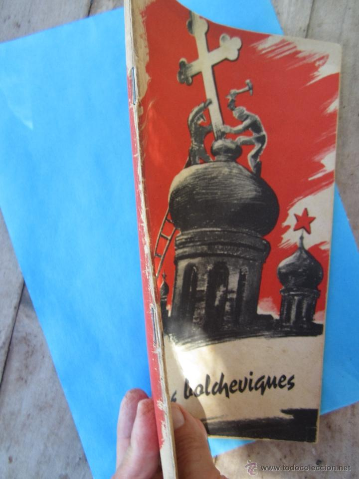 Militaria: DIOS ENTRE LOS BOLCHEVIQUES , 1941 - Foto 22 - 39353789