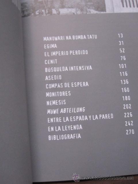 Militaria: DESTRUYA AL KONIGSBERG A TODA COSTA - CASTROVIEJO VICENTE, CRISTINO - EDI DAMARE 2010 - Foto 2 - 53542016