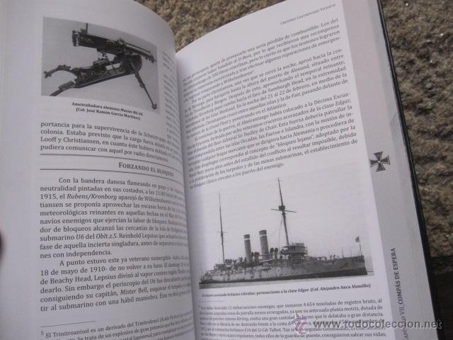 Militaria: DESTRUYA AL KONIGSBERG A TODA COSTA - CASTROVIEJO VICENTE, CRISTINO - EDI DAMARE 2010, 271PÀG + INFO - Foto 3 - 276622293