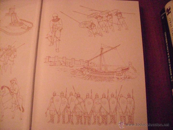 Militaria: BATTLES OF THE MEDIEVAL WORLD 1000-1500, (INGLES), Batallas en el mundo medieval 1000-1500 - Foto 3 - 39534617