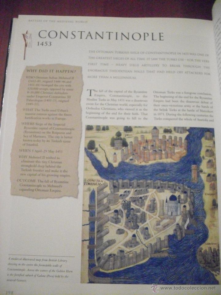 Militaria: BATTLES OF THE MEDIEVAL WORLD 1000-1500, (INGLES), Batallas en el mundo medieval 1000-1500 - Foto 6 - 39534617
