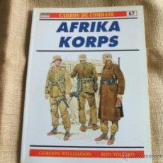 Militaria: AFRIKAKORPS. Lote 39605644