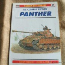 Militaria: EL CARRO MEDIO PANTHER. Lote 39605681