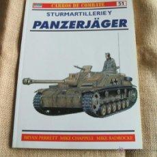 Militaria: STURMARTILLERIE Y PANZERJAGER. Lote 39605705