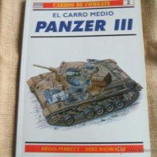 Militaria: EL CARRO MEDIO PANZER III. Lote 39605786