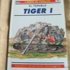 Militaria: EL TEMIBLE TIGER I. Lote 39605860