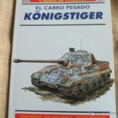 Militaria: EL CARRO PESADO KONIGSTIGER. Lote 39605888