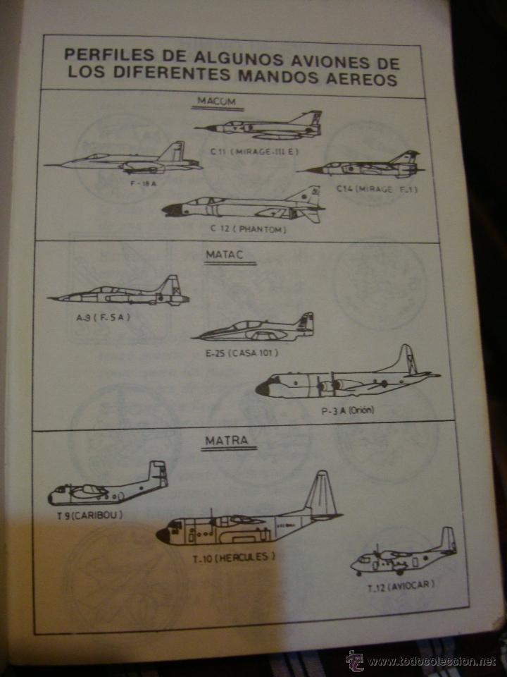 Militaria: LIBRO MANUAL DEL SOLDADO DE AVIACION 1976 - Foto 4 - 39977875