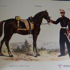Militaria: ALBUM DE LA ARTILLERIA ESPAÑOLA 1862 - REEDICION 1972 - EDICION LIMITADA -. Lote 40890369