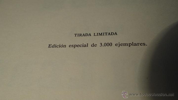 Militaria: ALBUM DE LA ARTILLERIA ESPAÑOLA 1862 - REEDICION 1972 - EDICION LIMITADA - - Foto 5 - 40890369