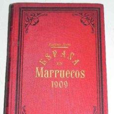 Militaria: ESPAÑA EN MARRUECOS - CRÓNICA DE LA CAMPAÑA DE 1909 - AUGUSTO RIERA -BARCELONA, EDITORIAL MAUCCI, 19. Lote 38272023