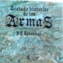 Militaria: TRATADO HISTORICO DE LAS ARMAS.-J.E.CASARIEGO EDITORIAL LABOR. Lote 40324623