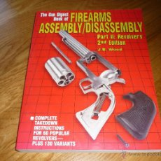 Militaria: GUN DIGEST FIREARMS ASSEMBLY DISASSEMBLY PART II -CATALOGO ARMAS CORTAS AÑO 2000. Lote 40342679