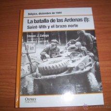 Militaria: OSPREY 2ªGM - LA BATALLA DE LAS ARDENAS I. Lote 56208672
