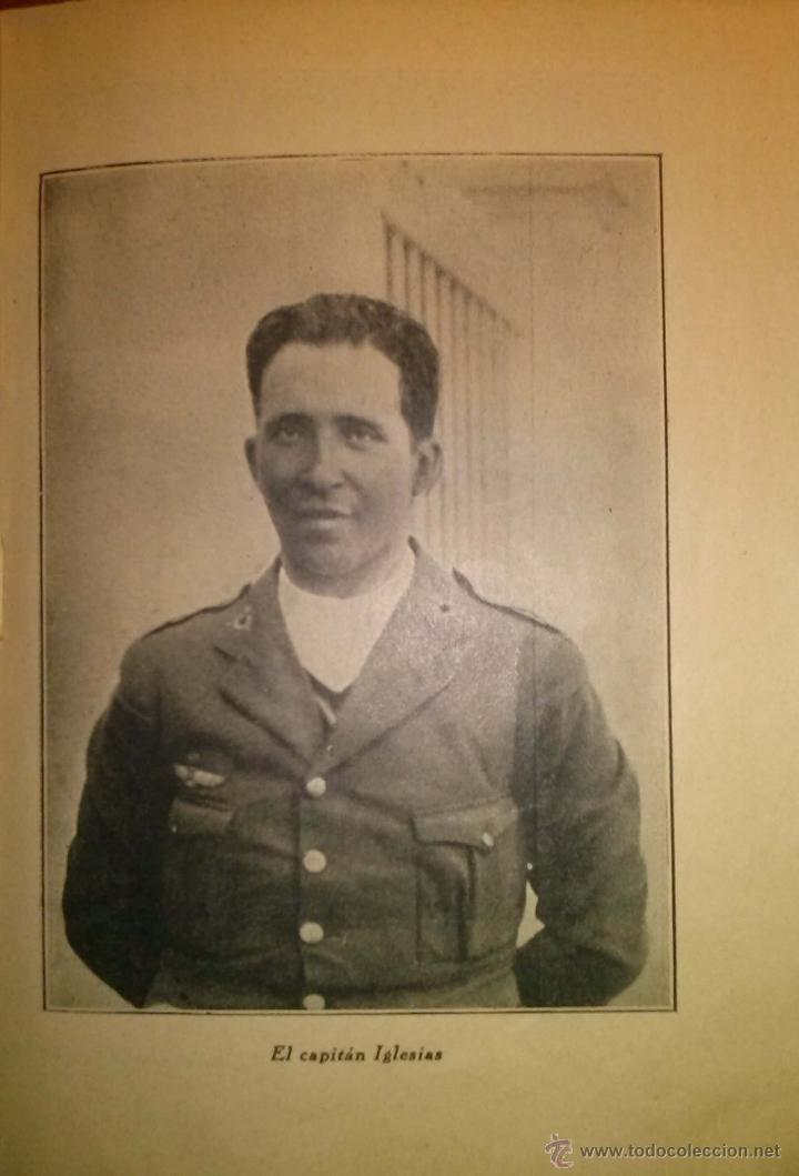 Militaria: RARISIMO AGUILAS DE LA GLORIA RECORD DEL JESUS DEL GRAN PODER AVIACION 1929 - Foto 3 - 40664154